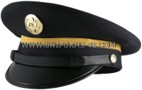 U.S. ARMY SERVICE CAP FOR MALE ENLISTED