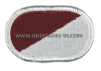 US ARMY 17 CAVALRY OVAL