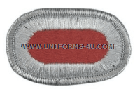 US ARMY 503 INFANTRY HEADQUARTERS OVAL