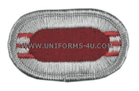 US ARMY 503 INFANTRY 3RD BATTALION OVAL