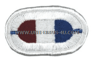 US ARMY 506 INFANTRY 1ST BATTALION OVAL
