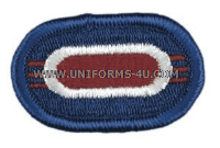 US ARMY 187 INFANTRY 3RD BATTALION OVAL