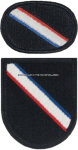 US ARMY 3 SPECIAL OPERATIONS COMMAND ARMY THEATER FLASH AND OVAL