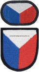 U.S. ARMY SPECIAL OPERATIONS SUPPORT COMMAND (AIRBORNE) FLASH AND OVAL