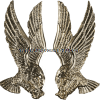 U.S. ARMY 1ST AVIATION BRIGADE UNIT CREST