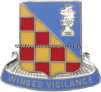 U.S. ARMY 3RD MILITARY INTELLIGENCE BATTALION UNIT CREST