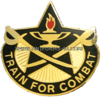 U.S. ARMY 4TH CAVALRY BRIGADE UNIT CREST