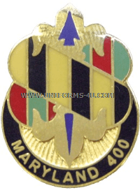 U.S. ARMY 58TH EXPEDITIONARY MILITARY INTELLIGENCE BRIGADE UNIT CREST