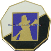 US ARMY 94 REGIONAL SUPPORT COMMAND UNIT CREST