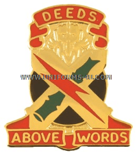 US ARMY 108 AIR DEFENSE ARTILLERY GROUP UNIT CREST