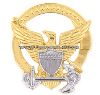 COAST GUARD COMMAND AFLOAT BADGE