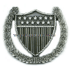 Coast Guard Officer In Charge Ashore Badge