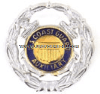 COAST GUARD AUXILIARY OPERATIONAL AUXILIARIST (AX) BADGE