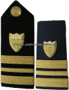coast guard hard shoulder boards lieutenant commander