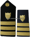coast guard hard shoulder boards commander