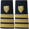 COAST GUARD SHOULDER BOARDS ENHANCED COMMANDER