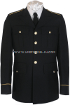 us army asu enlisted dress blue coat