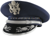 USAF HONOR GUARD FIELD-GRADE CEREMONIAL CAP