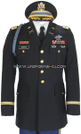 us army officer male blue army service uniform - asu
