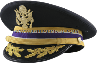 U.S. Arm Service Cap for Field Grade Civil Affairs Officers