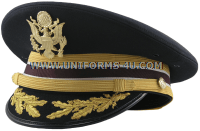 U.S. ARMY SERVICE CAP FOR FIELD GRADE MEDICAL DEPARTMENT OFFICERS