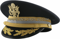 U.S. ARMY SERVICE CAP FOR FIELD GRADE FINANCE CORPS OFFICERS