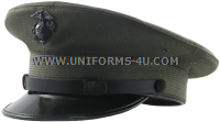 USMC ENLISTED SERVICE CAP