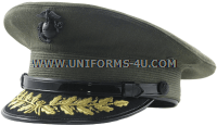 usmc general cover - hat