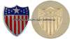 U.S. ARMY ADJUTANT GENERAL'S CORPS COLLAR DEVICES
