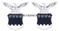 USAF AIDE TO THE GENERAL COLLAR INSIGNIA