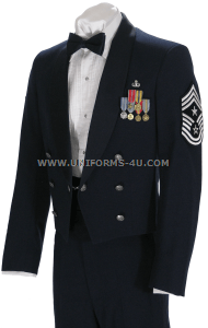 USAF MEN'S ENLISTED MESS DRESS UNIFORM