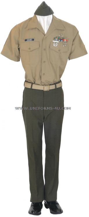 Usmc Service A Uniform 80
