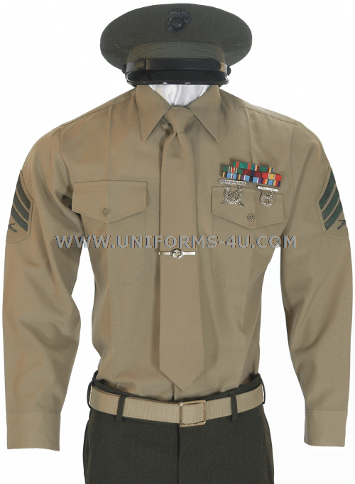 marine corp uniform regulations Marine corps league medals may be worn on any marine corps league uniform except casual tie, black, with marine corps or marine corps league gold tie bar.