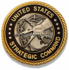 United States Strategic Command Identification Badge