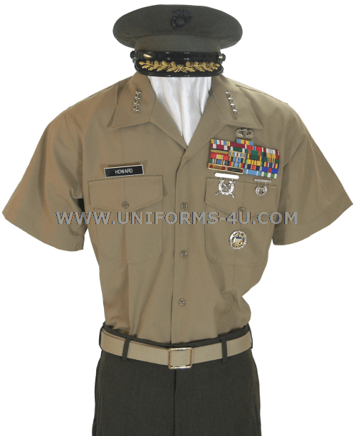 USMC OFFICER SERVICE C CHARLIE UNIFORM