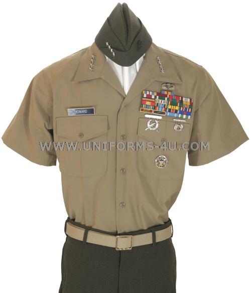 Usmc Service A Uniform 47
