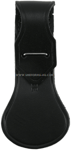 U.S. ARMY BLACK COWHIDE SABER GUARD