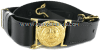 US navy sword belt vinyl with gold buckle