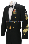 U.S. NAVY MALE CPO / ENLISTED DINNER DRESS BLUE JACKET UNIFORM