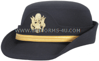 U.S. ARMY SERVICE HAT FOR FEMALE COMPANY GRADE OFFICERS
