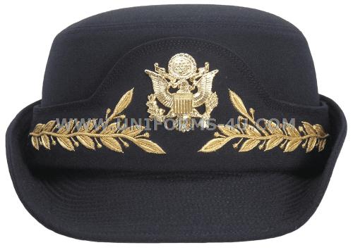 U S Army Female Field Grade General Officer Service Hat