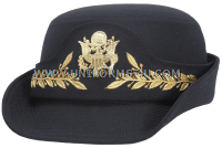 U.S. ARMY FEMALE FIELD GRADE / GENERAL OFFICER SERVICE HAT