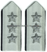 USAF LIEUTENANT GENERAL FEMALE MESS DRESS SHOULDER BOARDS