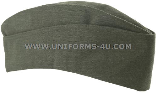 usmc female garrison cap