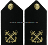 U.S. NAVY CWO BOATSWAIN (BM) HARD SHOULDER BOARDS