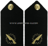 U.S. NAVY CWO DATA PROCESSING TECHNICIAN (DP) HARD SHOULDER BOARDS