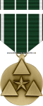 ARMY CIVILIAN SERVICE COMMENDATION MEDAL