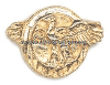 ww II honorable discharge lapel pin