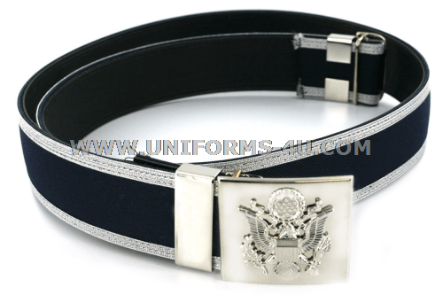 AIR FORCE OFFICER HONOR GUARD CEREMONIAL BELT
