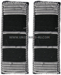 U.S. ARMY CHIEF WARRANT OFFICER 3 (CW3) EMBROIDERED BULLION RANK INSIGNIA